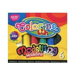 Modelina Colorino Kids 6 kolorów. Darmowy odbiór w niemal 100 księgarniach!