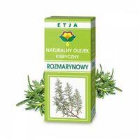 Olejki zapachowe, ROZMARYN - Olejek eteryczny ETJA 10 ml