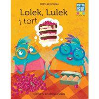 Książki dla dzieci, Czytasie Poziom 1 Lolek, Lulek i tort - Praca zbiorowa (opr. broszurowa)