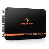 Wzmacniacze samochodowe, Auna Dark Star 2000 końcówka mocy do samochodu 2-kanał 200W RMS