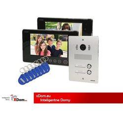 Zestaw wideodomofonowy ORNO OR-VID-VP-2006 + Zamów z DOSTAWĄ JUTRO!