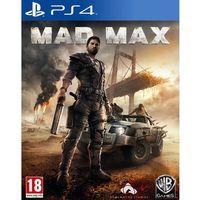 Gry na PS4, Mad Max (PS4)