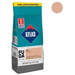 Fuga cementowa 206 cappucino 2 kg ATLAS
