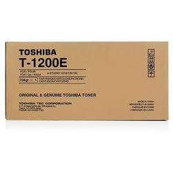 Toshiba toner Black T-1200E, T1200E, 6B000000085