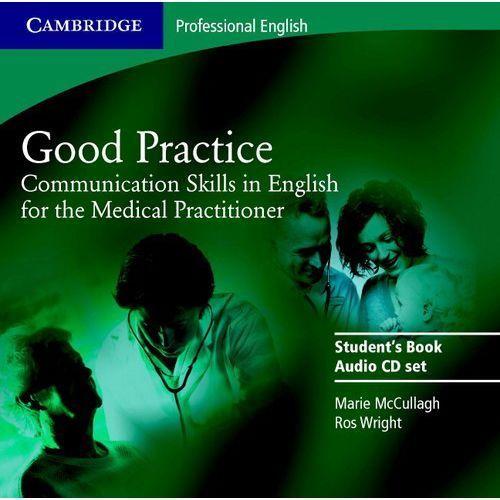 Książki do nauki języka, Good Practice Audio CD Set
