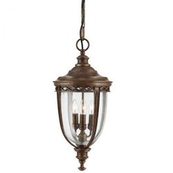 Lampa stojaca ENGLISH BRIDLE FE/EB3/L BRB IP44 - Elstead Lighting - Rabat w koszyku