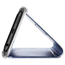 Clear View Case futerał etui z klapką Xiaomi Redmi Note 5 (dual camera) / Redmi Note 5 Pro niebieski
