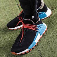 Męskie obuwie sportowe, adidas x Pharrell Williams SOLARHU NMD (EE7582)