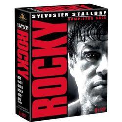 Rocky Saga 1-6 (DVD) - John G. Avildsen DARMOWA DOSTAWA KIOSK RUCHU