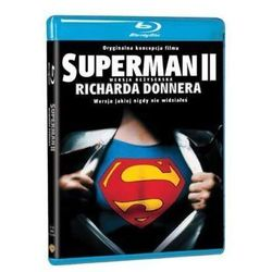 Superman II: Wersja reżyserska Richarda Donnera (Blu-Ray) - Richard Donner DARMOWA DOSTAWA KIOSK RUCHU