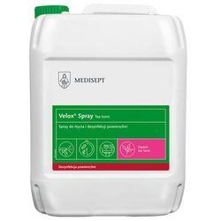 Medisept VELOX SPRAY TEA TONIC Płyn do mycia i dezynfekcji powierzchni (5000 ml)