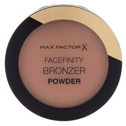 Max Factor Facefinity Bronzer Powder bronzer 10 g dla kobiet 001 Light Bronze