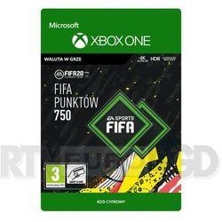 FIFA 20 750 Punktów [kod aktywacyjny] Xbox One
