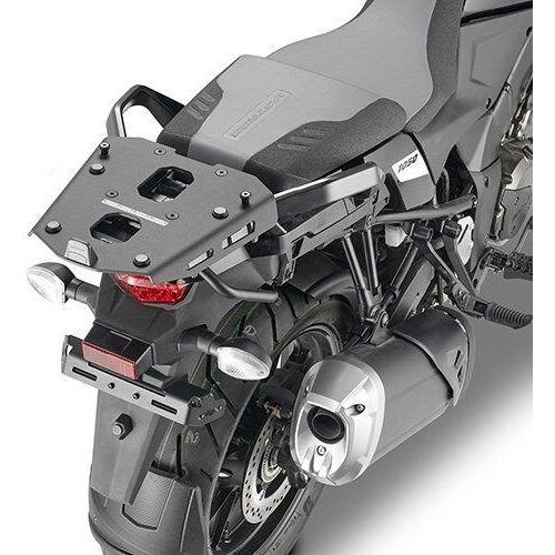 Stelaże motocyklowe, Kappa kra3117 stelaż kufra centralnego suzuki dl 1000 v-strom (17-19), dl 650 v-strom (17-19), v-strom 1050 (20) aluminiowy mono