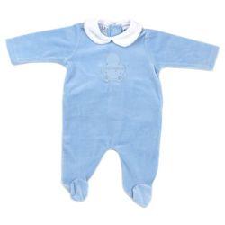 Primigi śpioszki chłopięce 68 niebieski - BEZPŁATNY ODBIÓR: WROCŁAW!