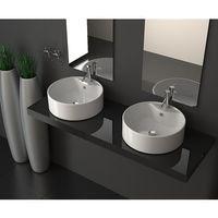 Umywalki, Rea 46 x 45 (U0013)