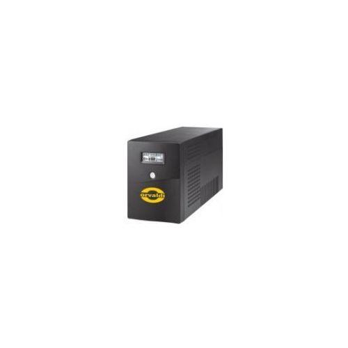 UPSy, Zasilacz UPS ORVALDI 850 LCD USB