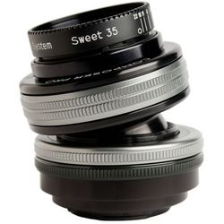 Lensbaby Composer Pro II incl. Sweet 35 Optic Sony