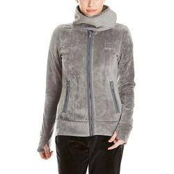 bluza BENCH - Fleece Funnel Dark Grey (GY149) rozmiar: S