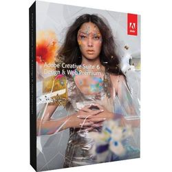 Adobe Creative Suite 6 Design & Web Premium ENG Win/Mac - CLP1 dla instytucji EDU