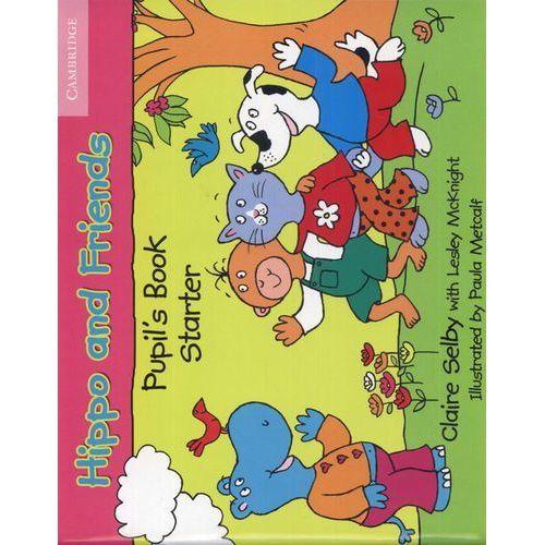Książki do nauki języka, Hippo and friends Starter PB (opr. miękka)