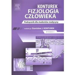 Fizjologia człowieka. Konturek. Podręcznik dla studentów medycyny (opr. miękka)