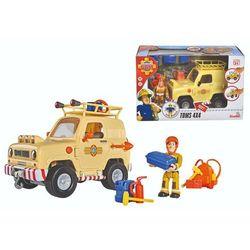 Dickie pojazd strażak sam jeep ratunkowy