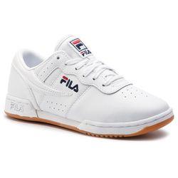Sneakersy FILA - Original Fitness Wmn 5VF80172.150 White/Fila Navy/Fila Red