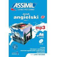 Książki do nauki języka, Język angielski łatwo i przyjemnie tom 1 + MP3 (opr. miękka)