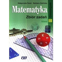Matematyka 3 Zbiór zadań (opr. miękka)