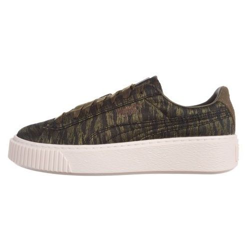 778cd0b2 Puma Basket Platform VR Sneakers Zielony 40