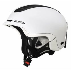 ALPINA SPINE WHITE MATT KASK NARCIARSKI FREERIDE R. 52-55