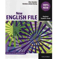 Literatura młodzieżowa, New English File Beginner Student's Book - Oxenden Clive, Latham-Koenig Christina (opr. miękka)