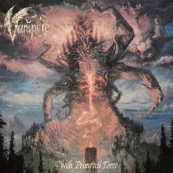 With Primeval Force (CD) - Vampire