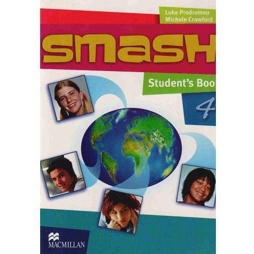 Książki do nauki języka, Smash 4 Student's Book (opr. broszurowa)