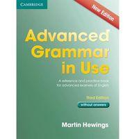 Książki do nauki języka, Advanced Grammar in Use. Podręcznik Bez Klucza (opr. miękka)