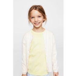 Mango Kids - Kardigan dziecięcy Emma2 104-164 cm