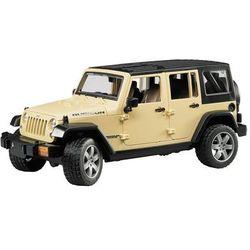 BRUDER Jeep terenowy Wrangler