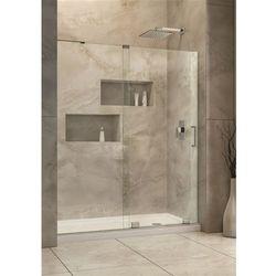 Drzwi prysznicowe, szklane 10mm Cezar Rea 140 cm lewe