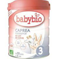 Mleka modyfikowane, Mleko kozie następne od 10 miesięcy do 3 lat BIO 800 g BABYBIO