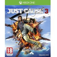Gry Xbox One, Just Cause 3 (Xbox One)