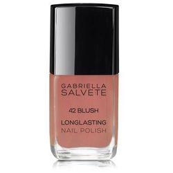 Gabriella Salvete Longlasting Enamel lakier do paznokci 11 ml dla kobiet 42 Blush