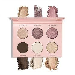 Paleta cieni prasowanych Nude Eyeshadow Palette Nude (5903657829855)