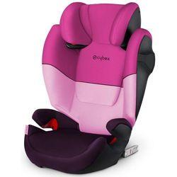 CYBEX fotelik samochodowy Solution M-fix 2019 Purple Rain