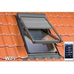 Markiza zewnętrzna FAKRO AMZ WiFi 01 55x78