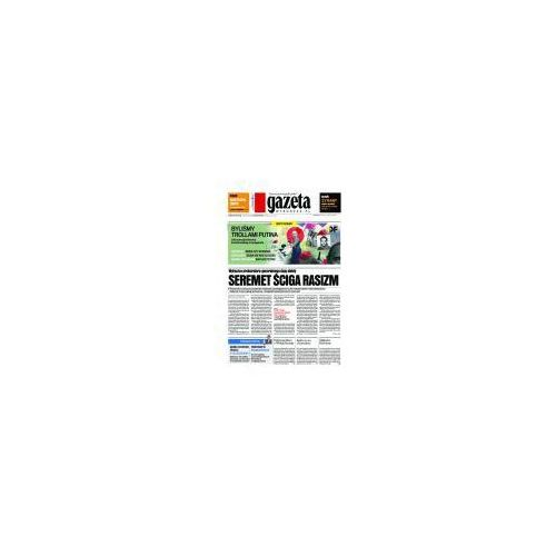 E-booki, Gazeta Wyborcza - Szczecin 105/2015