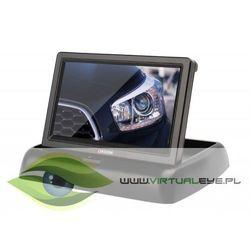 Zestaw Kamera cofania VORDON 8IRPL + Monitor VORDON CR-43