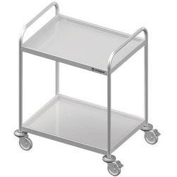 Wózek kelnerski dwupółkowy STALGAST 1200x500x950mm 982025120