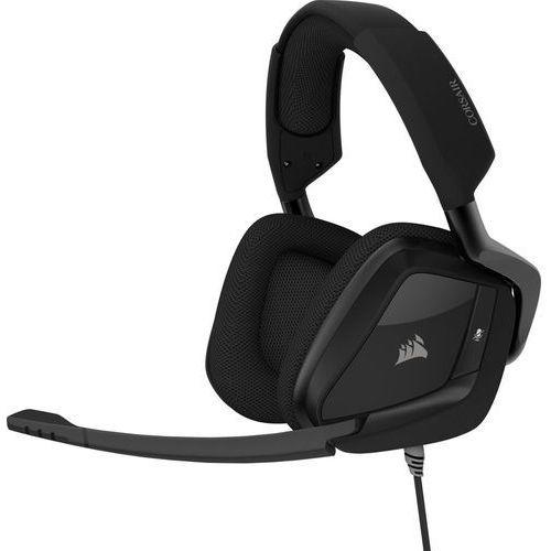 Pozostałe gry i konsole, Corsair Słuchawki Void Elite Surround, czarne (CA-9011205-EU)