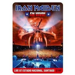 En Vivo! [Special] (DVD) - Iron Maiden DARMOWA DOSTAWA KIOSK RUCHU